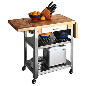 Portable Butcher Block