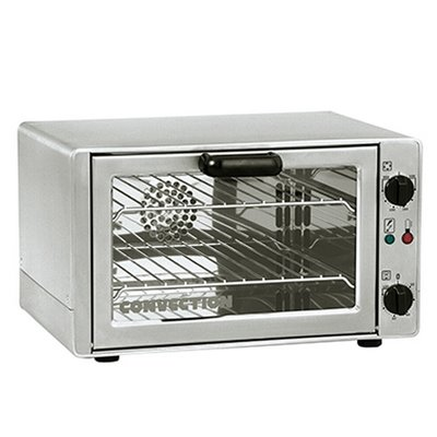 Best Commercial Countertop Pizza Oven : ... Quarter Size Commercial Convection Oven - Convection Ovens - ZESCO.com