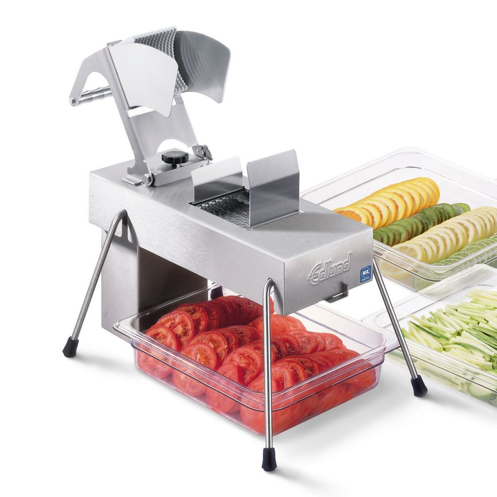 Edlund 354 - Electric Vegetable and Fruit Slicer - 1/4\