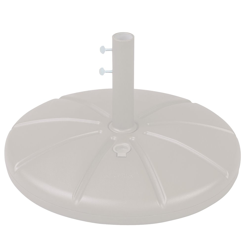 Grosfillex US602137 - Table Umbrella Base - Non-Weighted - Choose ...