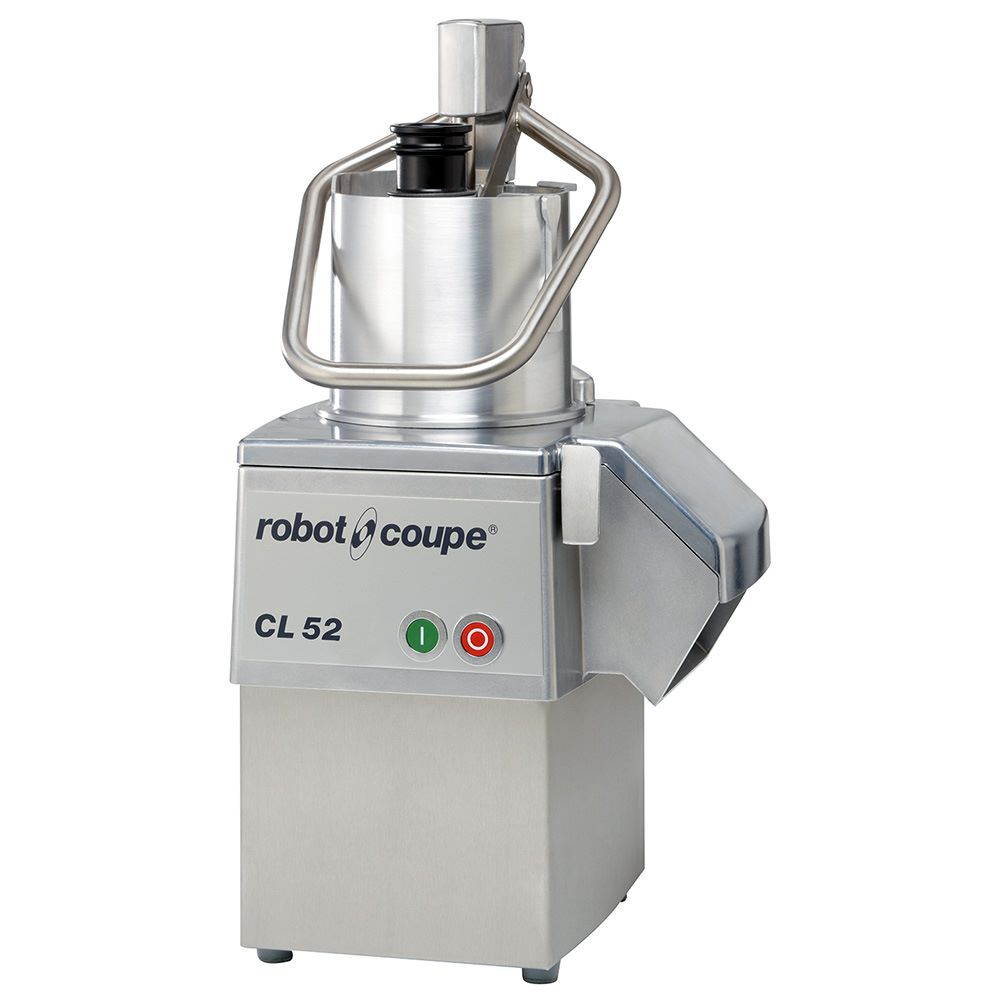 How To Use Robot Coupe Food Processor