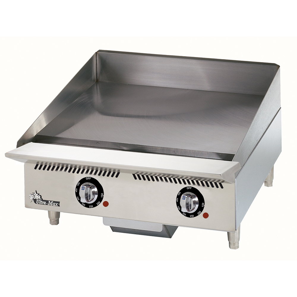 Star Commercial Griddles For Restaurants ~ Star ta griddle ultra max quot gas