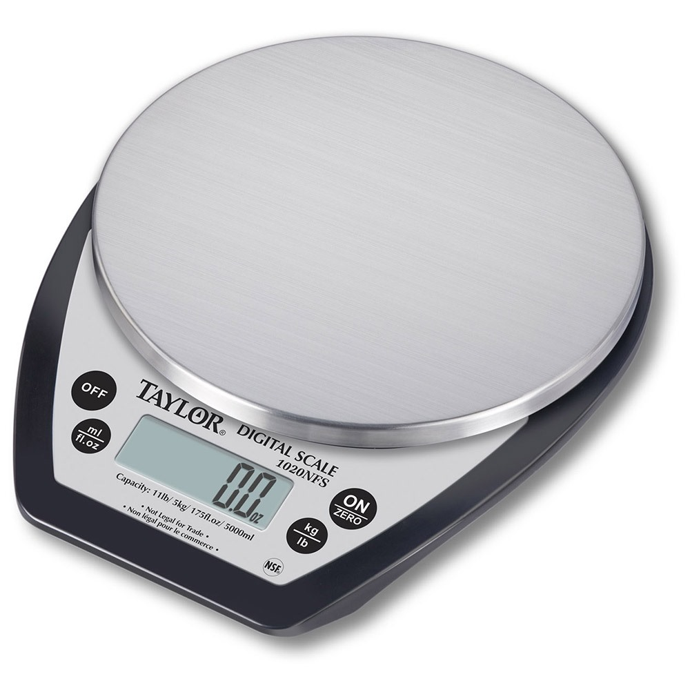 taylor 1020nfs digital food scale zoom
