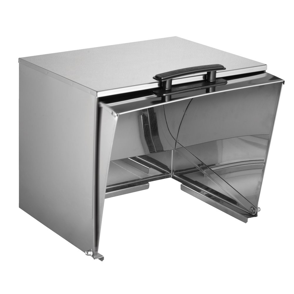 Winco C Rcf Roll Top Steam Table Cover For Full Size Pans Or