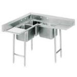 Kitchen Sinks - Corner Sinks