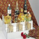 Liquor Display Shelves
