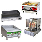 Commercial Grills & Griddles